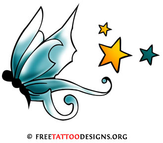 Tatto Tribal on 60 Butterfly Tattoos   Feminine And Tribal Butterfly Tattoo Designs