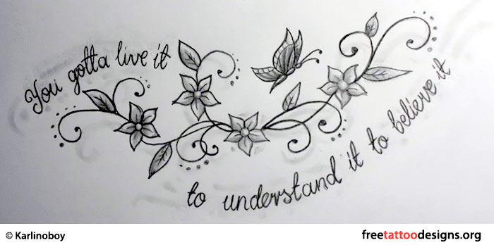 Tattoo Idea Designs tattooidea more Unique Feminine Tattoo