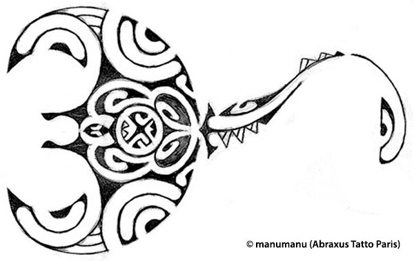 Hawaiian Tattoos | Flower, Tribal, Band Tattoo Designs