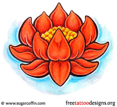 90 lotus flower tattoos lotus tattoo design mightylinksfo Gallery
