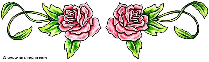50 Rose Tattoos + Meaning
