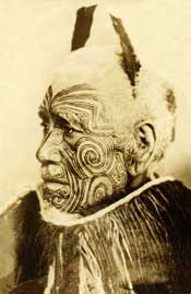 Traditional Maori Tattoos