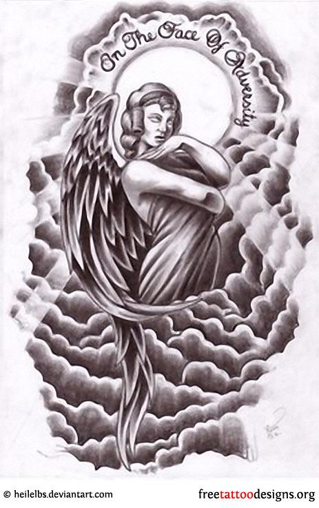angel hand tattoo designs tattoo lawas. Black Bedroom Furniture Sets. Home Design Ideas