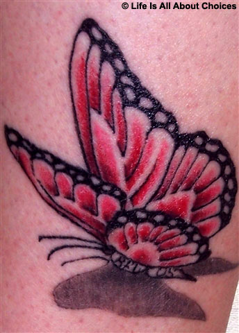Butterfly Tattoo Design Galleries