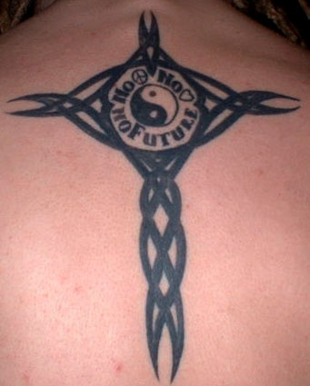 irish cross tattoos. Cross Tattoo Gallery