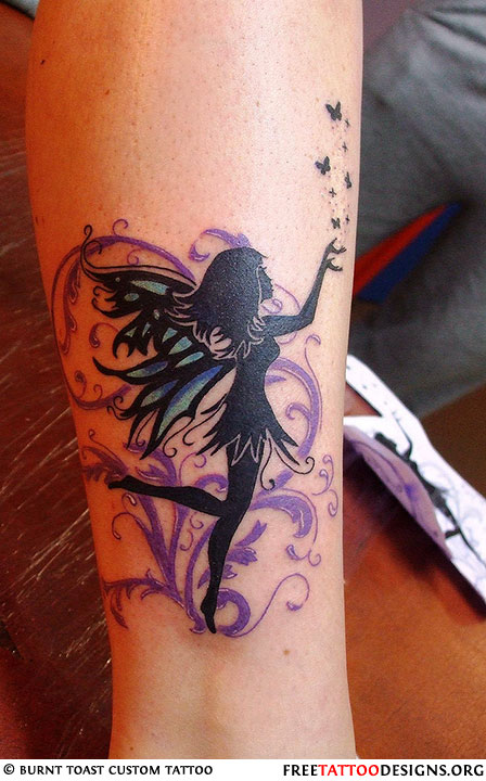 Fairy Tattoos Designs 11