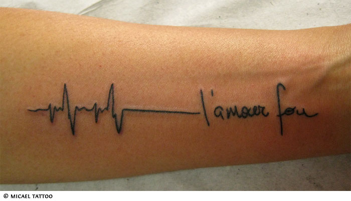 you should download this heartbeat tattoo heartbeat tattoo picturesHeartbeat Tattoo