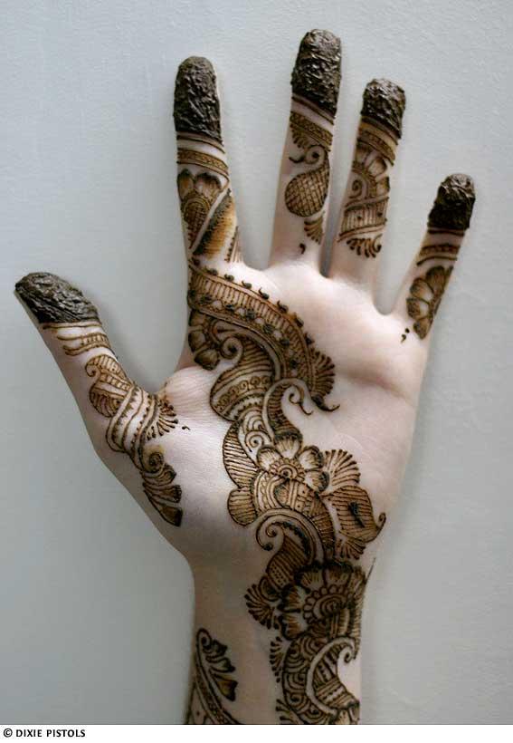 Hand Tattoo Henna Mehndi Design: Mehndi Designs