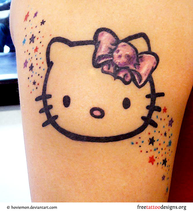 18 candy and cupcake tattoo designs 50 creative for Tattoo party ideas