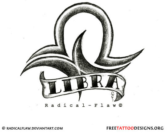 libra tattoo unique libra symbol tattoos. Black Bedroom Furniture Sets. Home Design Ideas