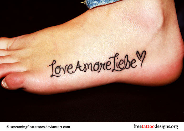 Foot tattoos for Pros and cons of getting a tattoo