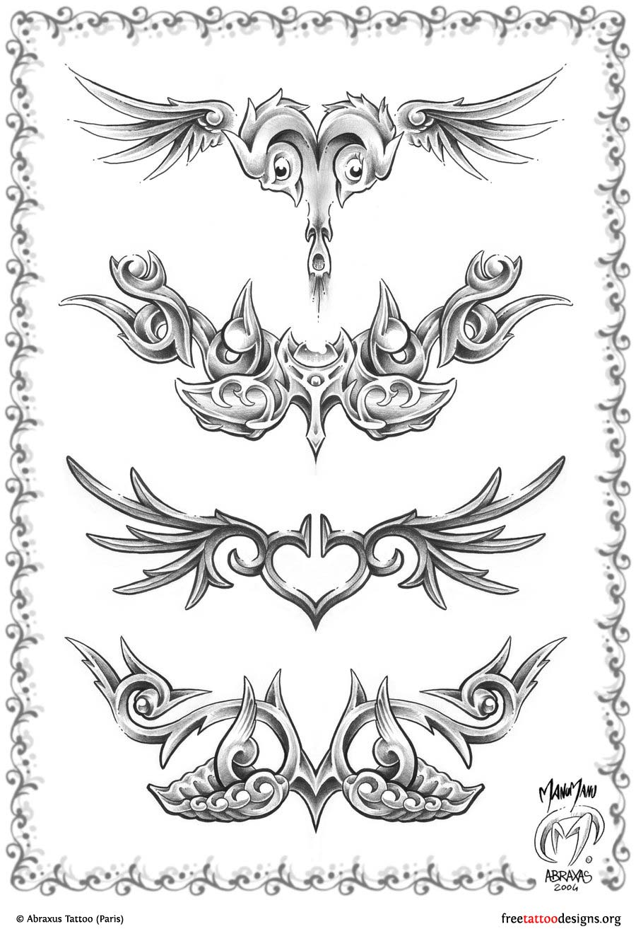 95 lower back tattoos tramp stamp tribal tattoo designs. Black Bedroom Furniture Sets. Home Design Ideas