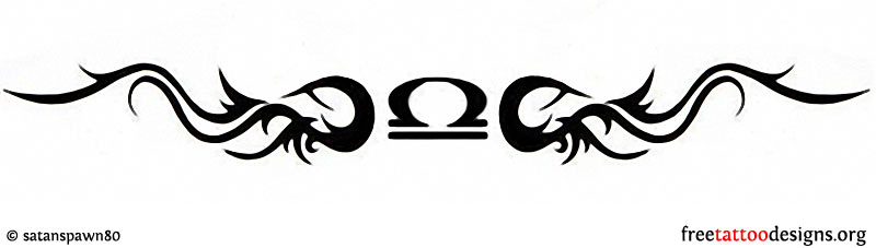 Libra tattoo unique libra symbol tattoos for Sign for tattoo