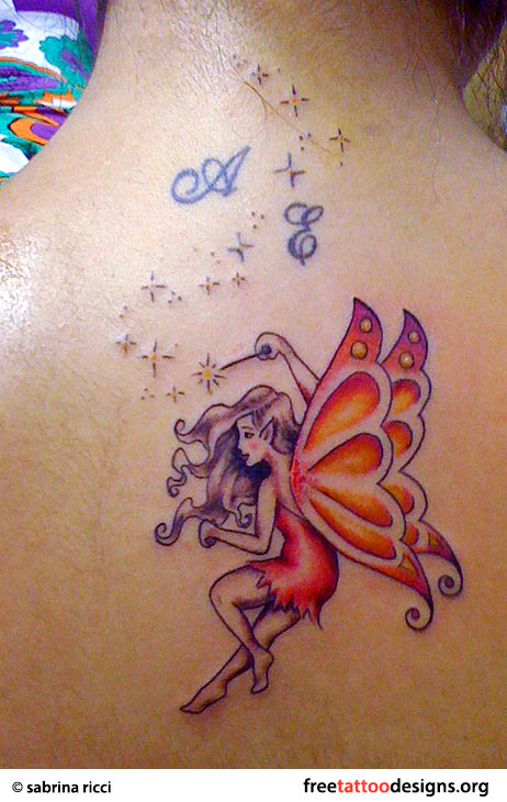 Photos and tattoos fairy tattoo designs tattoo design 1375x1080 jpg