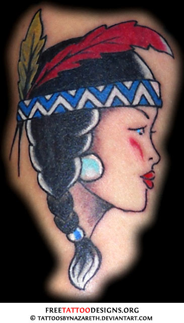 6023441f09f63 Traditional Old School Tattoos | Gypsy, Anchor, Ship, Pin Up And ...