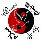 Peace dove tattoo design (with yin yang)