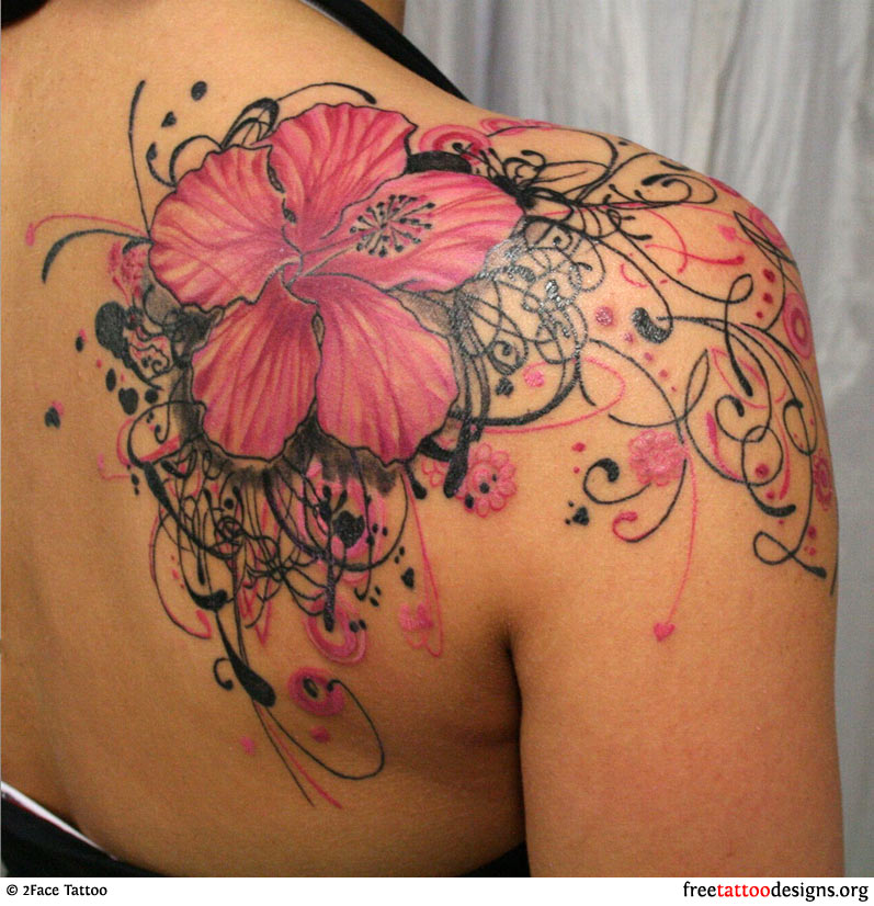 ... lot more pictures of feminine tattoos in our Feminine Tattoo Gallery