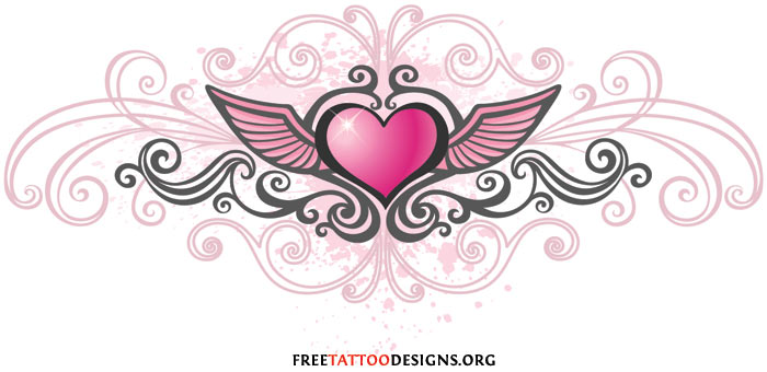 Tribal Rose And Heart Designs | www.imgkid.com - The Image ...