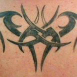 Really Bad Tribal Tattoo