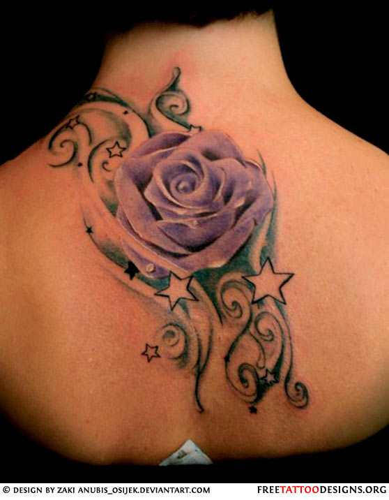 Tribal Rose Tattoo Meaning Meanings Of Tattoos
