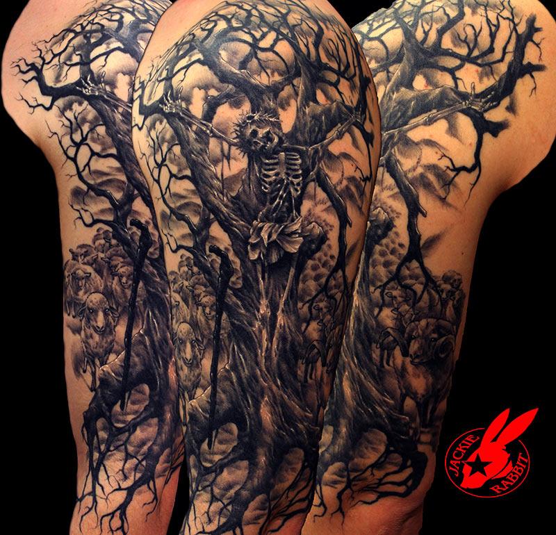 Tattoo Ideas Trees: Palm, Tree Of Life, Pine Tree Tattoo