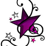 Stars Tattoo Idea