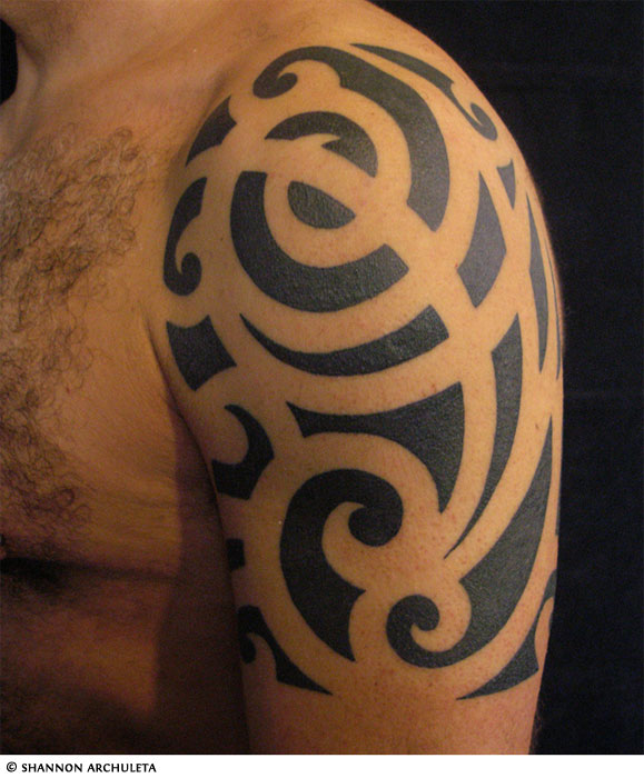 Tribal tattoo gallery for Images of tribal tattoos