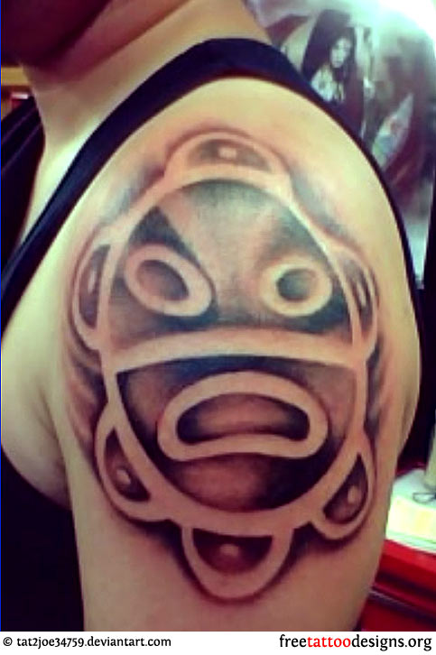 Tribal Taino Tattoos