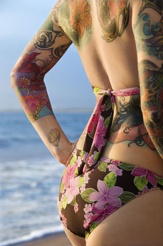 tattoo gallery for girls. Female Tattoo Gallery