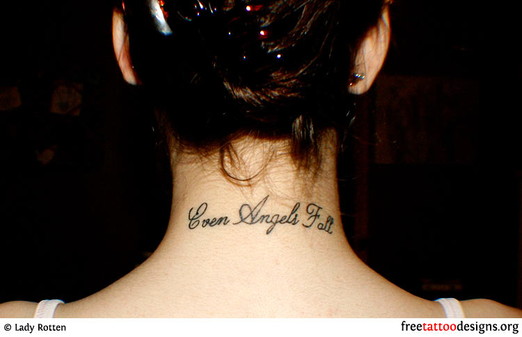 ... very suitable for tattoo designs, like Sanskrit , Hebrew or Tibetan