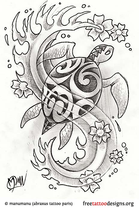 turtle tattoo design turtle tattoo design idea - Tattoo Design Ideas