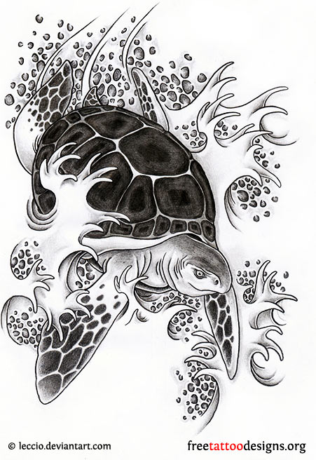 turtle tattoos polynesian and hawaiian tribal turtle designs. Black Bedroom Furniture Sets. Home Design Ideas