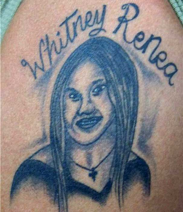 Bad Tattoos | Top 50 Of The World's Worst Tattoos