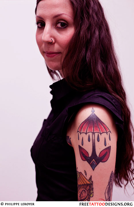 cute finger tattoos for girls