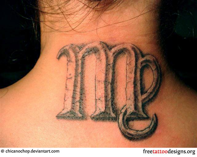 766541c15 Virgo Tattoos | 50 Designs And Ideas