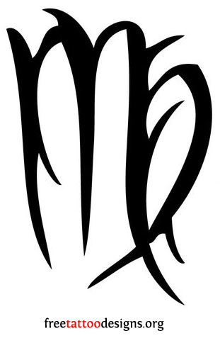 Virgo Tattoos 50 Designs And Ideas